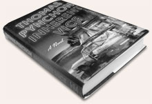 Thomas Pynchon - Inherent Vice Cover